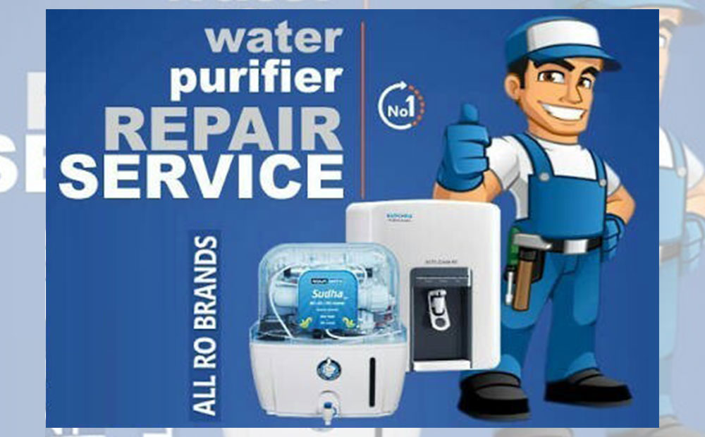 ro repair water purifier